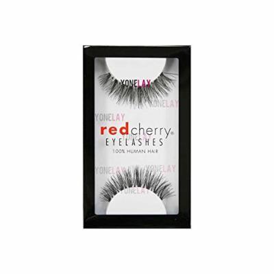 Red Cherry False Eyelashes (Pack of 10 pairs) (415)