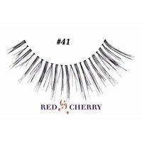 Red Cherry False Eyelashes (Pack of 10 pairs) (41)