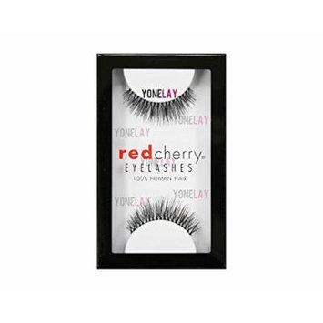 Red Cherry False Eyelashes (Pack of 10 pairs) (213)