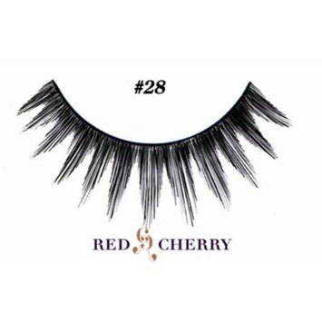 Red Cherry False Eyelashes (Pack of 10 pairs) (28)