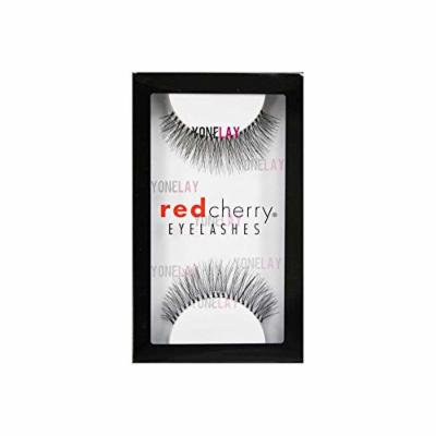 Red Cherry False Eyelashes (Pack of 10 pairs) (747M)