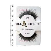 Red Cherry False Eyelashes (Pack of 10 pairs) (74)