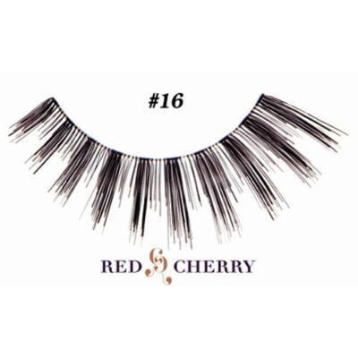 Red Cherry False Eyelashes (Pack of 10 pairs) (16)