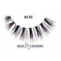 Red Cherry False Eyelashes (Pack of 10 pairs) (73)