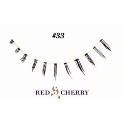 Red Cherry False Eyelashes (Pack of 10 pairs) (33)