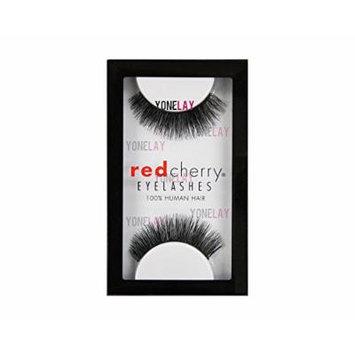 Red Cherry False Eyelashes (Pack of 10 pairs) (117)