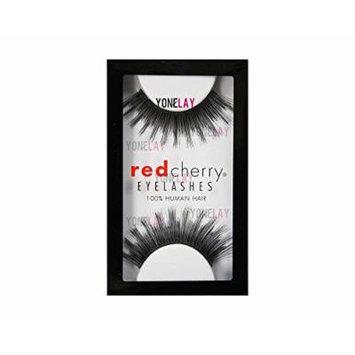 Red Cherry False Eyelashes (Pack of 10 pairs) (5)