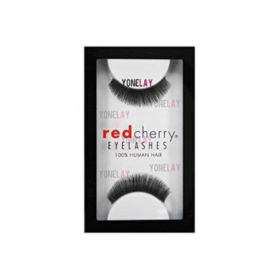 Red Cherry False Eyelashes (Pack of 10 pairs) (66)