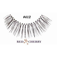 Red Cherry False Eyelashes (Pack of 10 pairs) (412)