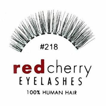 Red Cherry False Eyelashes (Pack of 10 pairs) (218)