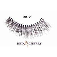 Red Cherry False Eyelashes (Pack of 10 pairs) (217)