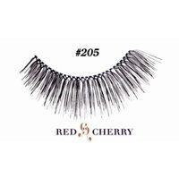 Red Cherry False Eyelashes (Pack of 10 pairs) (205)