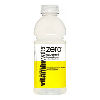 vitaminwater Zero Squeezed Lemonade