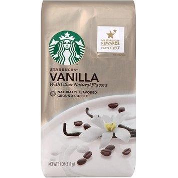Starbucks Coffee Vanilla Flavored Ground Coffee