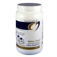 Designs For Health - Whey Cool Powder Unflavored and Unsweetened - 900 Grams