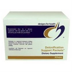 Designs For Health - Detoxification Powder - 60 Packets