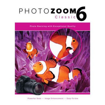 WD Encore 8132699 PhotoZoom Classic 6 for PC (Email Delivery)