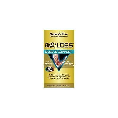 Nature's Plus. Ageloss Muscle Support. 90 Vcaps (4 Pack)