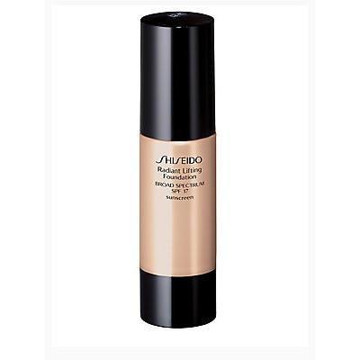 Shiseido Face Care 1.2 Oz Radiant Lifting Foundation Spf 15 - # I00 Very Light Ivory For Women