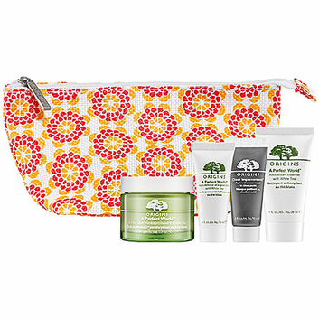 Origins Skin Protecting Facial Kit