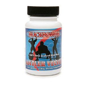 Buckpower Antler Velvet 250 mg
