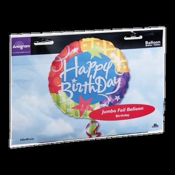Anagram Jumbo Foil Balloon 32
