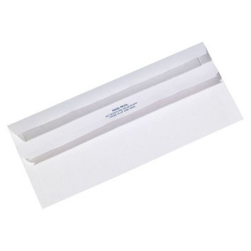 Quality Park Redi-Seal Envelope, Contemporary, #10 - White (500 Per