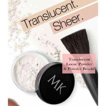 Mary Kay Translucent Loose Powder Foundation Full Size Gift Set with Brush