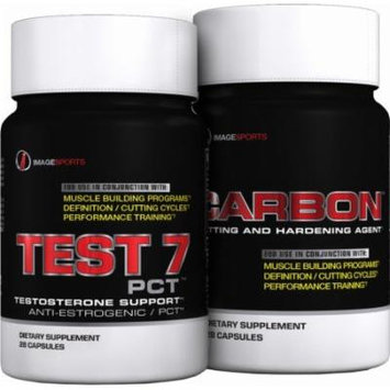 Image Sports - Test 7 PCT and Carbon Muscle Stack