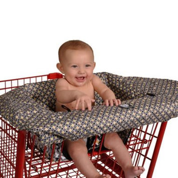 Balboa Baby Shopping Cart and Highchair Cover in Diamond