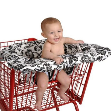Balboa Baby Shopping Cart and Highchair Cover in Paris