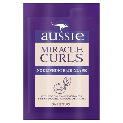 Aussie Miracle Curls Nourishing Hair Mask