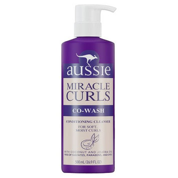 Aussie Miracle Curls Co-Wash Conditioning Cleanser