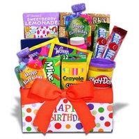 Stringer's Gift Baskets Alder Creek Gift Baskets Childrens Happy Birthday Gift Basket