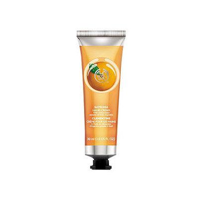 The Body Shop Hand Cream, Satsuma, 1 fl oz