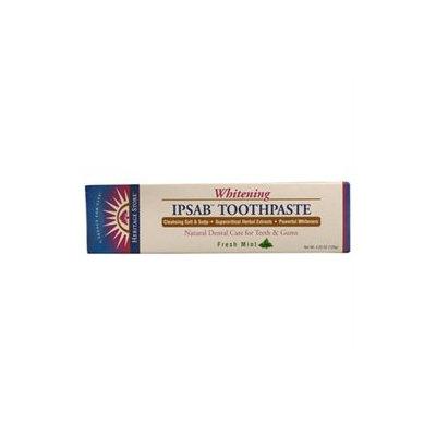 Heritage Products IPSAB Whitening Toothpaste Fresh Mint - 4.23 oz - Vegan