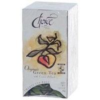 Choice Organic Teas Green Tea - 20 Tea Bags