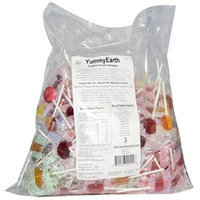 YummyEarth Assorted Flavors Organic Lollipops