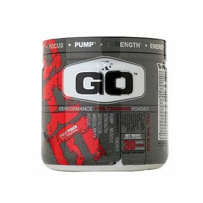 EXT Sports GO Performance Pre-Training Powder