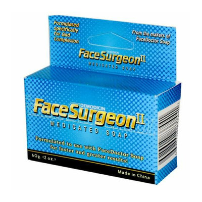 Face Doctor Face Surgeon II Medicated Soap 2 oz