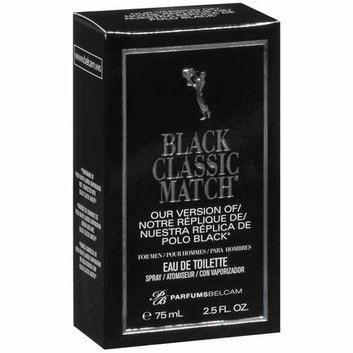 Black Classic Match Our Version Of Polo Black Spray Perfume