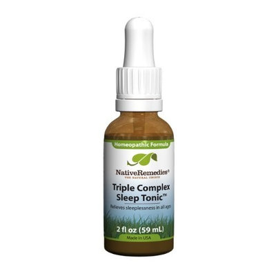 Native Remedies Triple Complex Sleep TonicTM (2 fl. oz.)