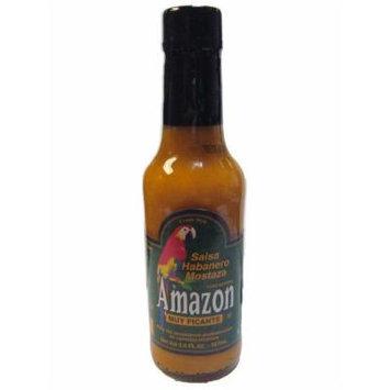 Amazon Habanero Mustard Sauce