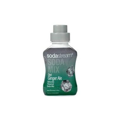 SodaStream Diet Ginger Ale Soda Mix Syrup