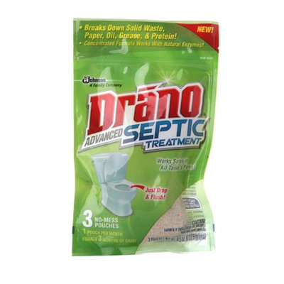 Drano Advanced Septic Treatment