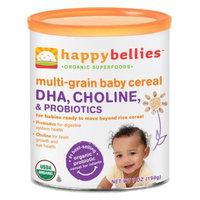 Happy Baby Happy Bellies Organic Multigrain Cereal - 7oz (6 Pack)