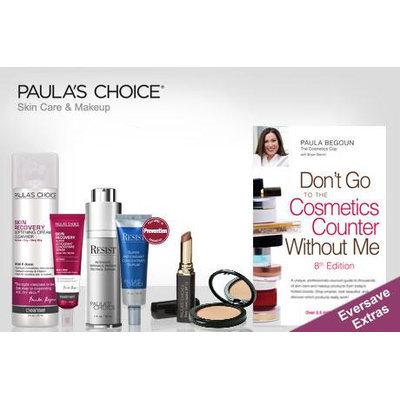 Paula's Choice skincare and cosmetics