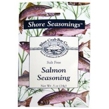 Blue Crab Bay Co. Salmon Seasoning Packet