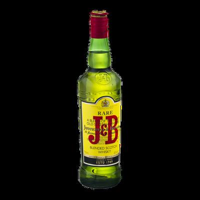 J & B Blended Scotch Whisky