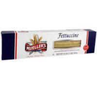 Mueller's Fettuccine Enriched Spaghetti Product, 16 oz